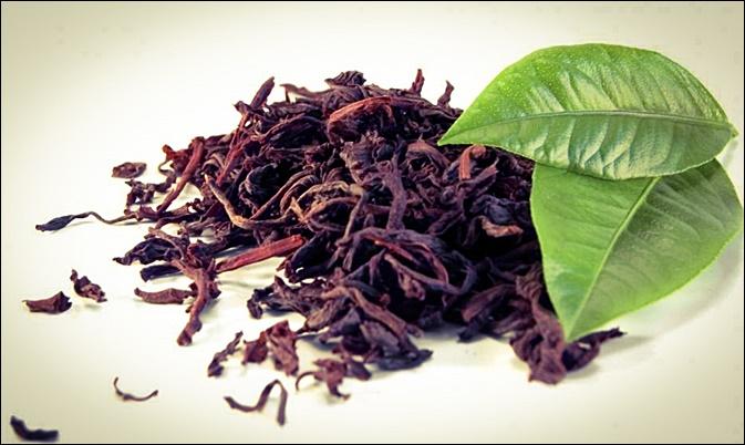 Дубильные вещества в чае