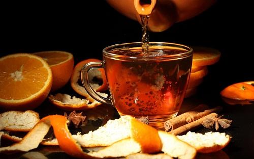 Чай пьешь – до ста лет проживешь
