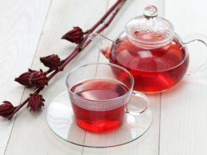 Канадские ученые: чай из гибискуса (каркаде) убивает рак молочной железы