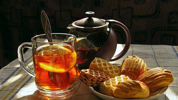 С чем нельзя пить чай