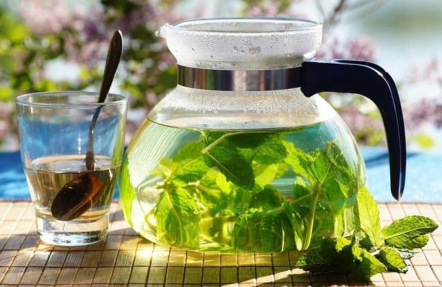 Мятный чай: 5 полезных свойств чая с мятой