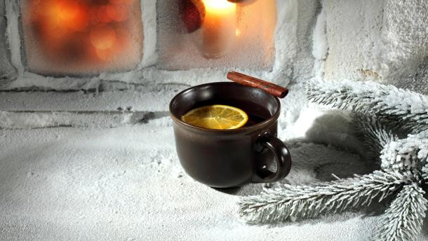 Лучший чай зимой