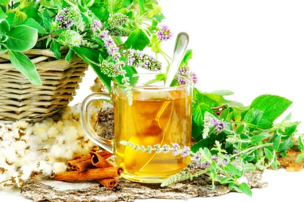 Топ полезных чаев