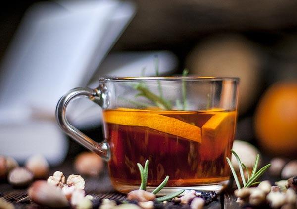 Черный чай – полезный напиток