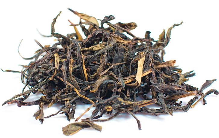 Белый чай с 1.800-летнего дерева. Китай