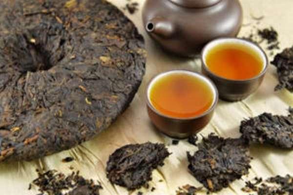 Почему чай спрессовывают