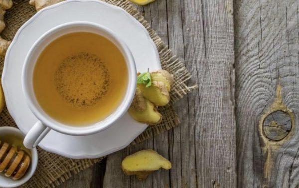 Имбирный чай: в чём причина популярности напитка?