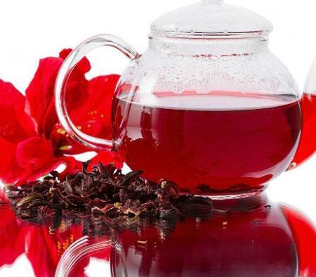 Чай каркадэ — напиток, посланный человеку для силы и бодрости
