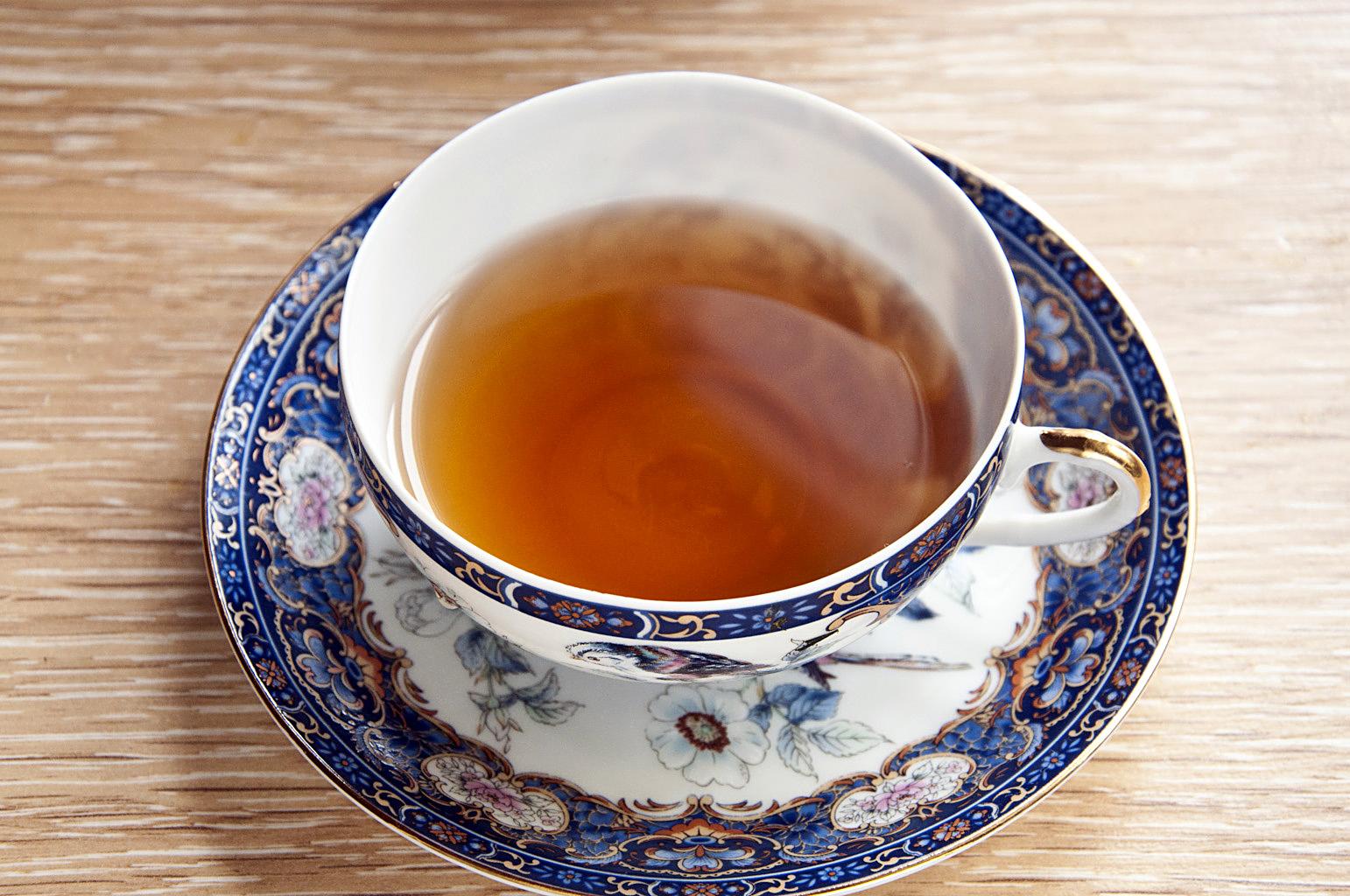 Заварим чай с пестицидами
