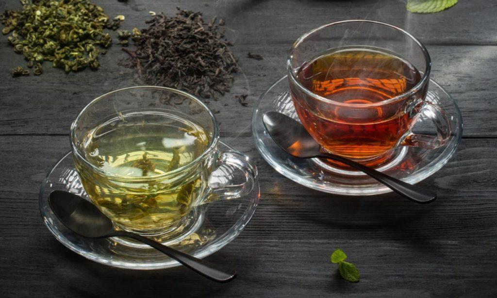 Черный или зеленый чай – Какой лучше?