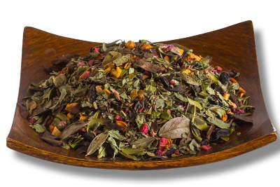 Травяные чаи, зеленый кофе