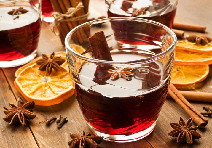 Зимние рецепты чая со специями