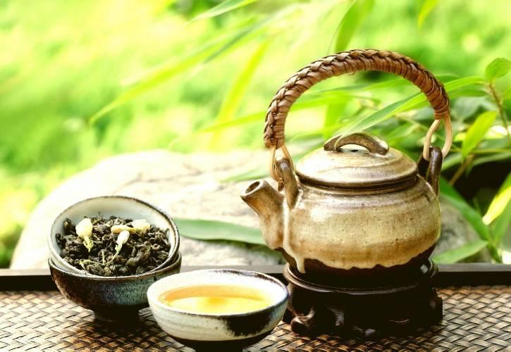 Преимущества и недостатки зеленого чая