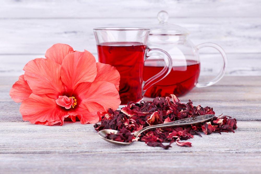 Немного о красном чае