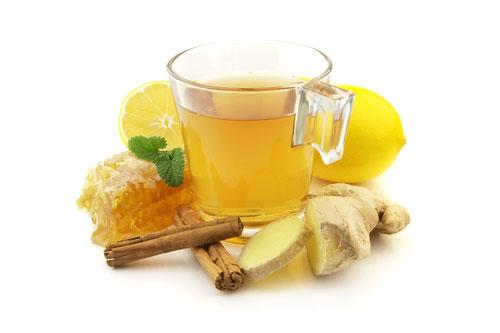 Имбирный чай от простуды и депрессии. Несколько проверенных рецептов
