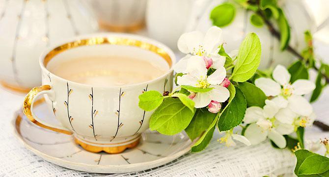Почему полезно пить чай с молоком