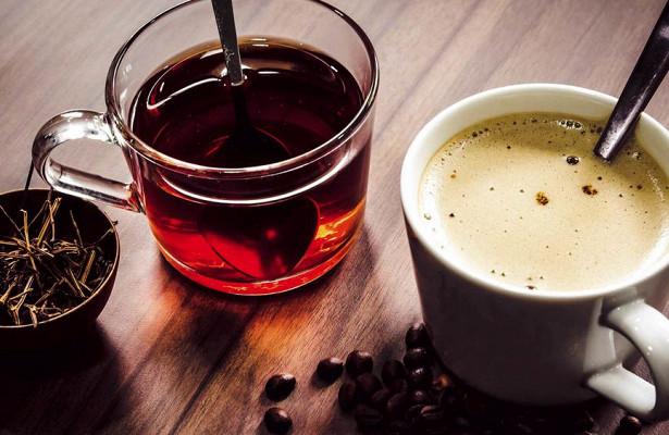 5 отличий между чаем и кофе