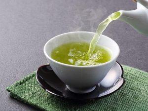Зеленый чай продлит жизнь на целый год
