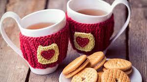 Чай на основе этих ягод отлично помогает при простуде и гриппе