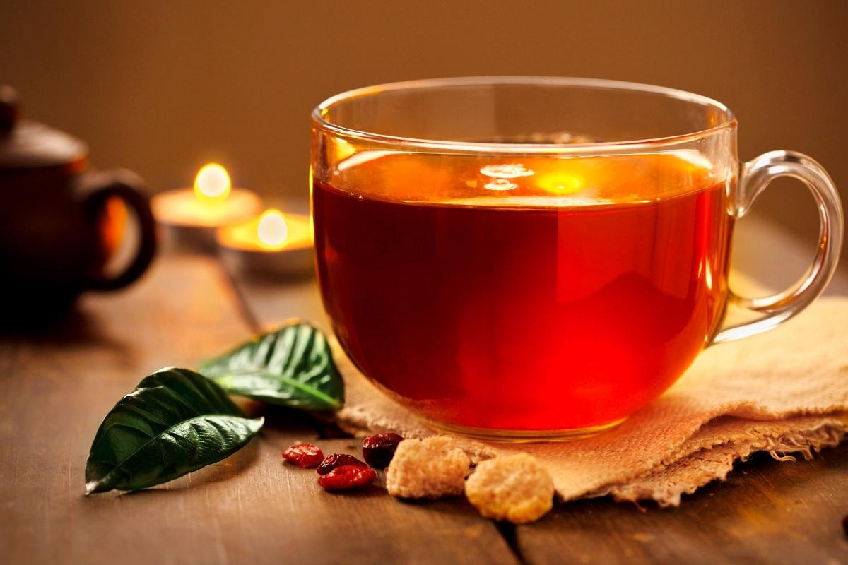Где и когда люди стали пить чай