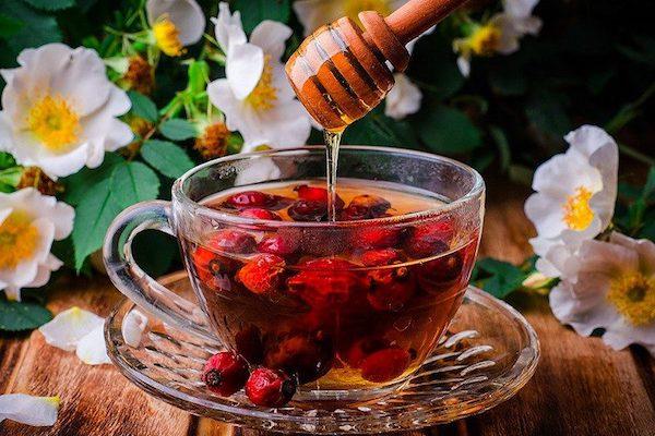 Пять целебных видов чая
