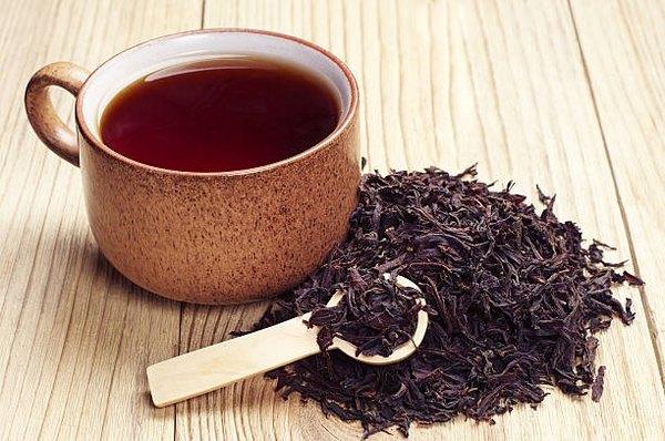 Вся правда о чёрном чае