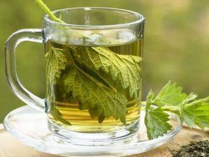 Чай из крапивы может быть очень полезным для снижения высокого давления