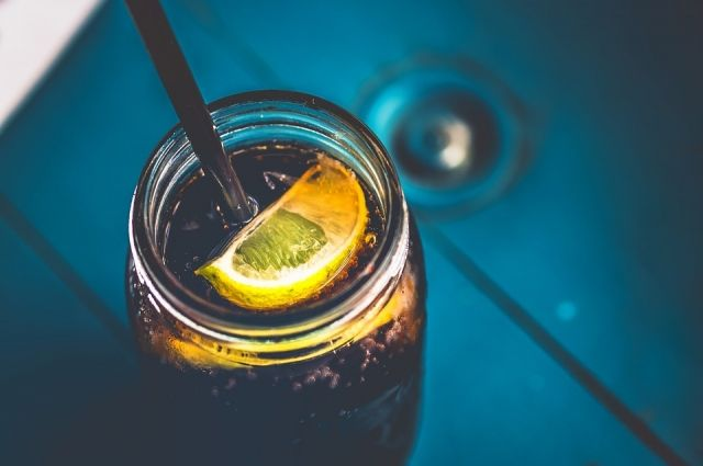 Чай «Лимонная шипучка»