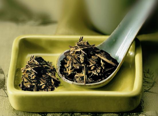 Японский чай ходзи тя