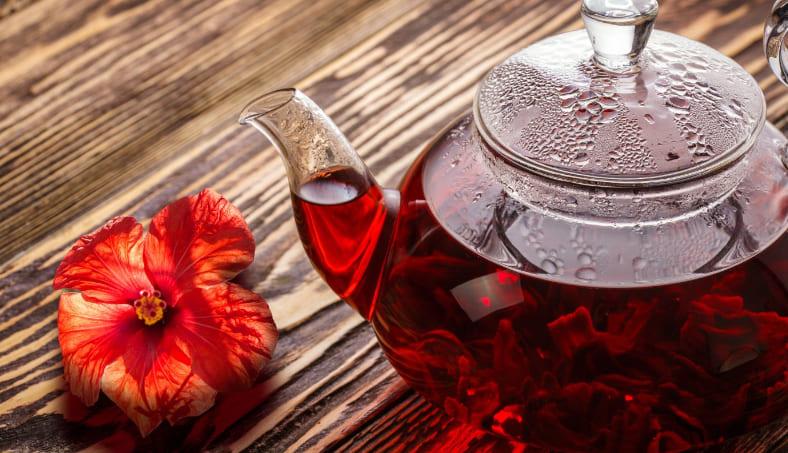 Чай каркаде: в чем его польза для организма