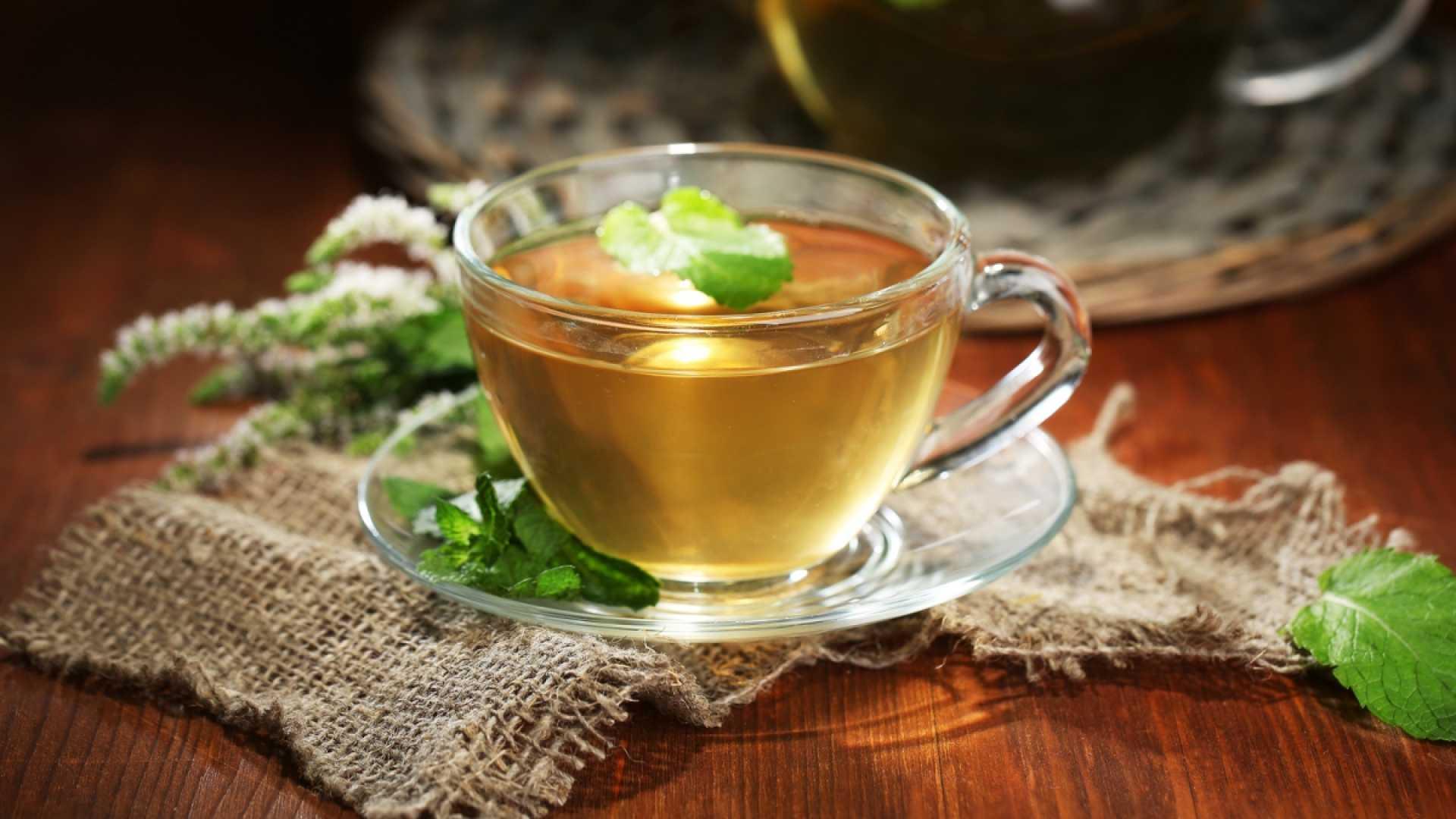 Травяной чай из гуараны