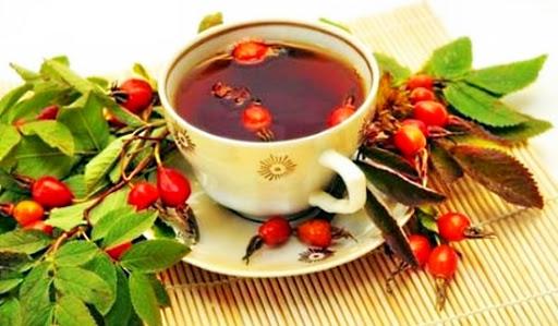 Травяной чай из боярышника