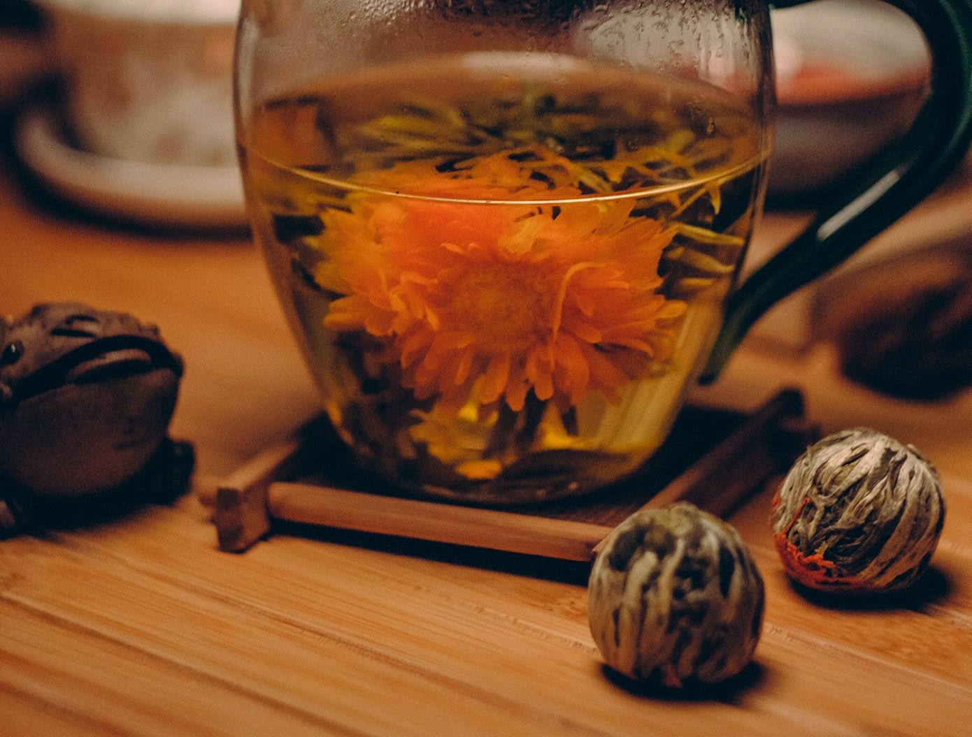 Фиточай – чай без чая