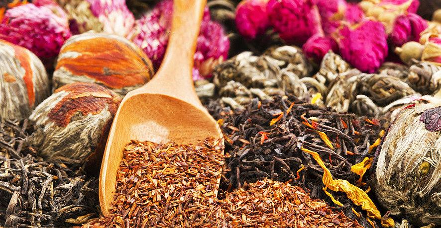 Универсальные витаминные травяные чаи, для избавления от шлаков