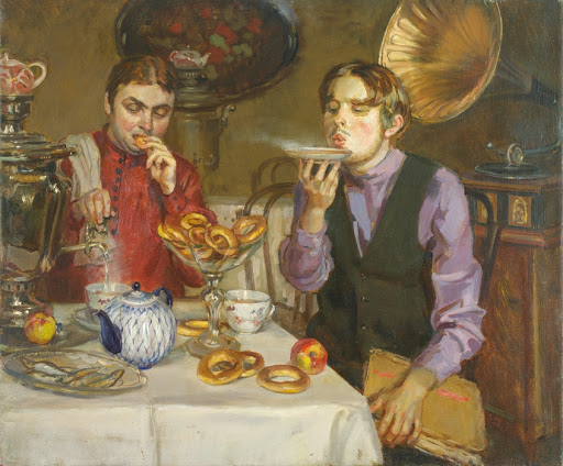 Российская культура чаепития