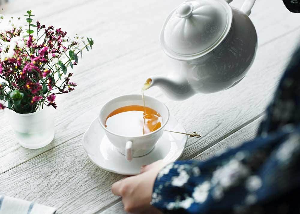 Чай на территории современной Европы