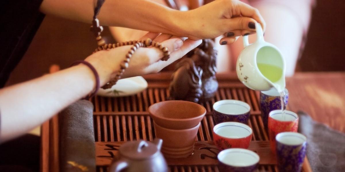 Правила заваривания китайского чая