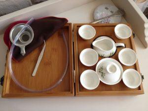 Постичь гармонию: посуда для чаепития
