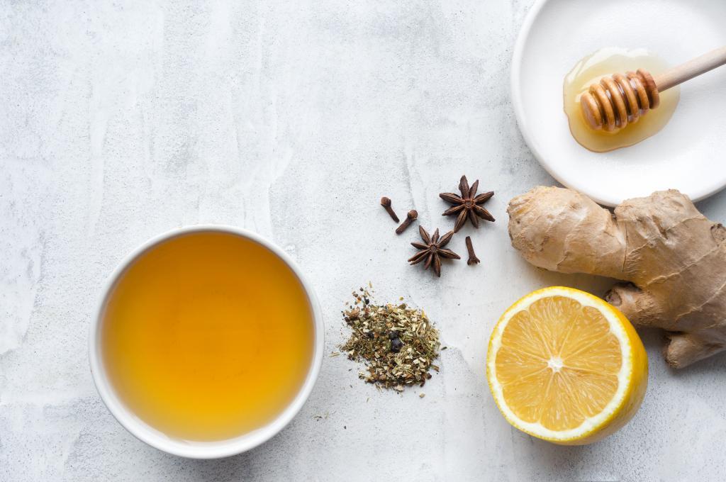 Чай с анисом