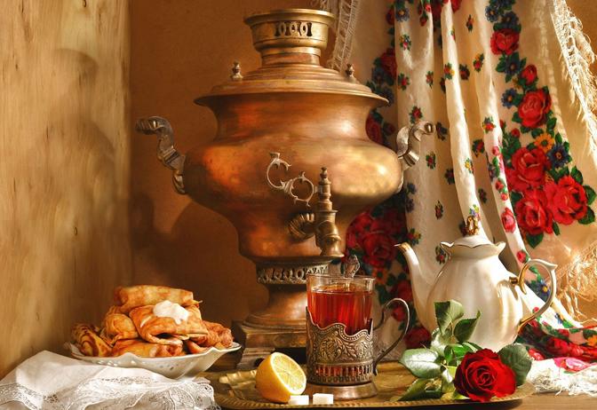 С самоваром и чай слаще: сервируем по-русски