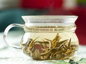 Зеленый чай полезен при аллергии