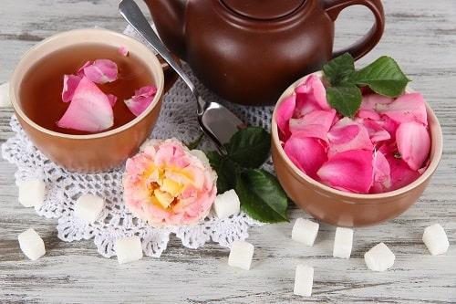 О чае из лепестков роз: как приготовить и сделать заготовку на зиму