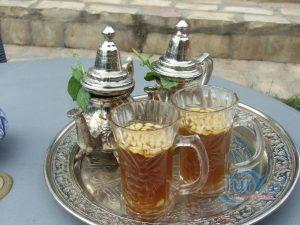 Тунисский чай с кедровыми орешками