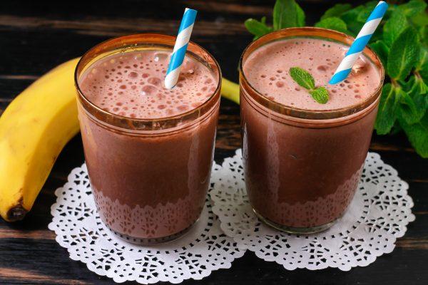 Какао с бананом – рецепт и особенности приготовления