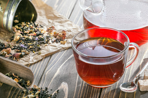 Полезные рецепты утренних тонизирующих чаев