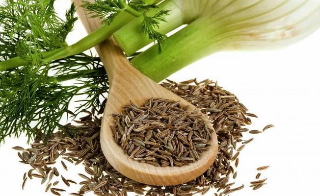 Травяной чай из фенхеля