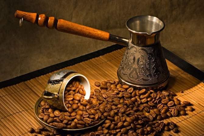 Выбираем турку для кофе