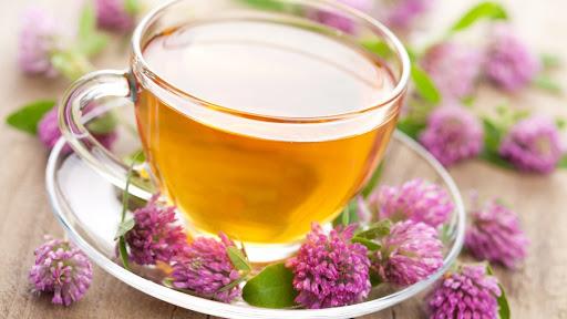 Цветочные чайные напитки