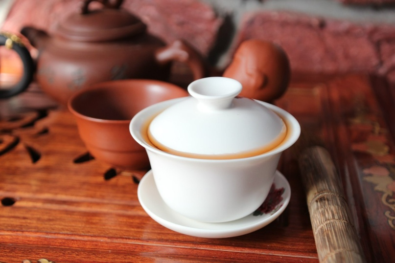 Преимущества заваривания чая в гайвани