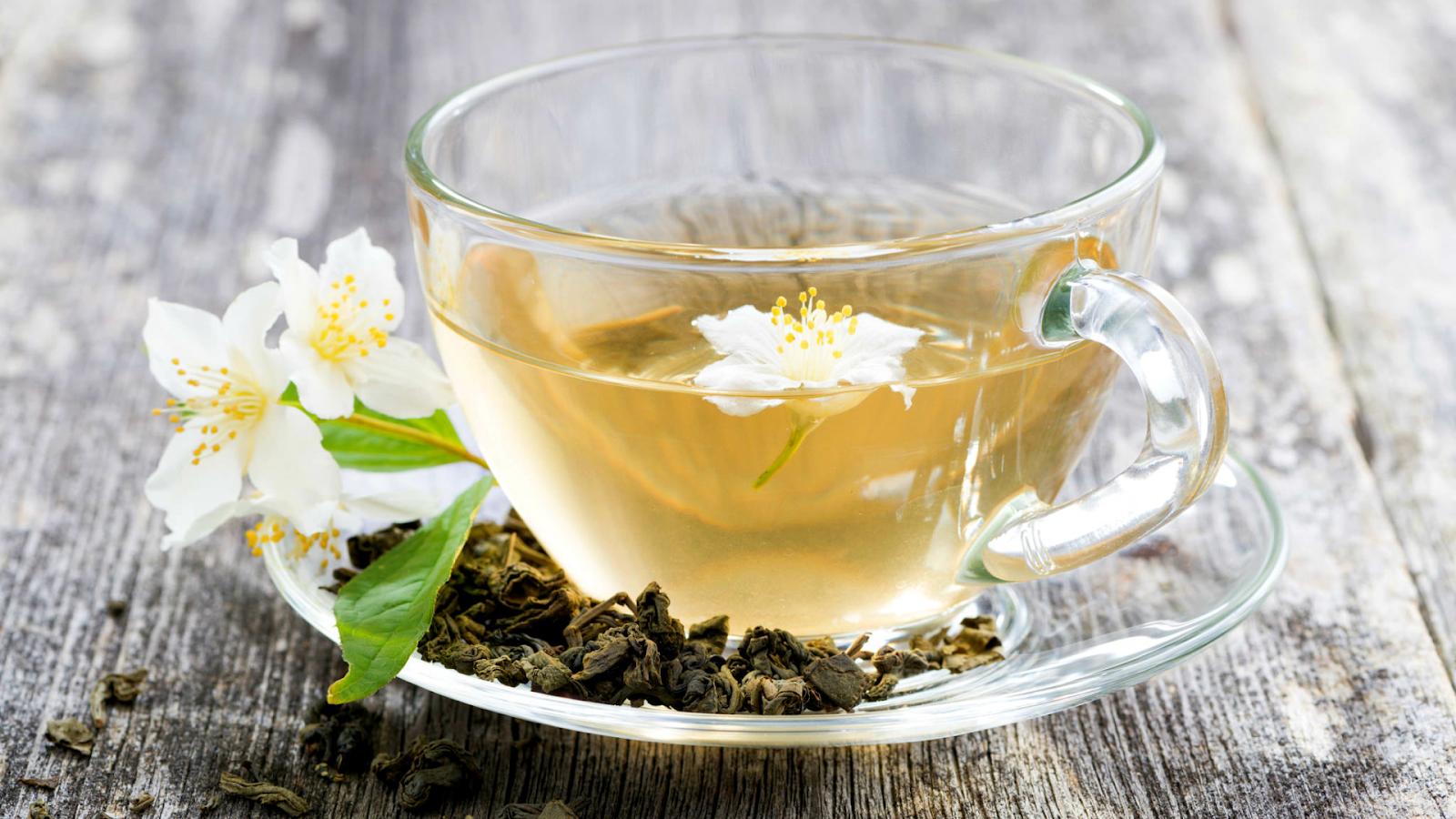 Как заваривать чай с жасмином?